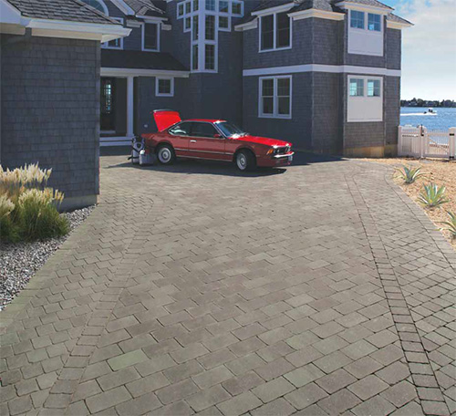 Hardscaping can turn a drive-by into a stop and buy