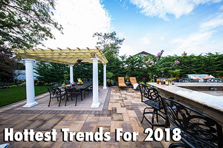 Hottest Trends For 2018