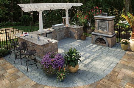 Big Benefits From a Small Patio