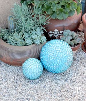 Spring Has Sprung, Beautiful Outdoor Decorations