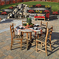 Spring Ahead For The Perfect 4-Season Patio