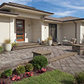 Concrete Pavers Lend Curb Appeal To Steps, Staircases and Stoops