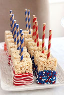How to Throw the Perfect Memorial Day Pool Party (Part 3- Festive Desserts)