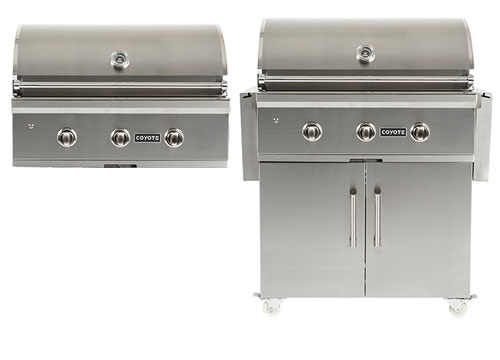 Coyote 34 Grill
