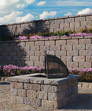 Engineered Retaining Wall Information