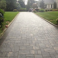 Before and After:  Magnificent Driveway Makeover