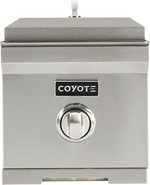 Coyote Slide-In Side Burner