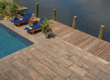 Cambridge Pavers Sherwood Collection