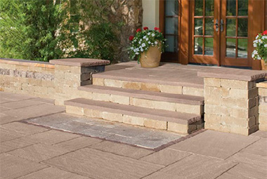 New! Italian Bella Bluestone Treads/Slabs