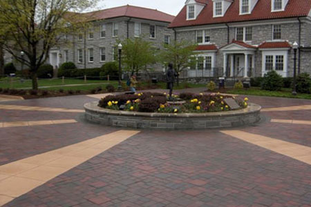 James Madison University in Harrisonburg, Virginia
