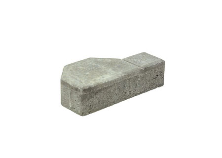 Cobble I  Edger<br>2-3/8 Thick