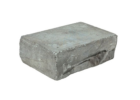 Ledgestone  Corner Wallstone<br>Size: 4 High x 8 Deep x 12 Long